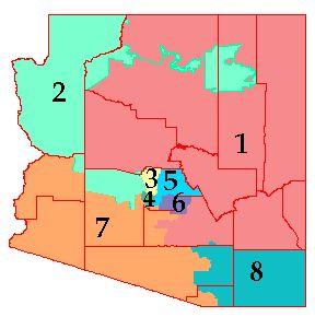 Arizona Congressional District 5  Page 2  Arizona Sports